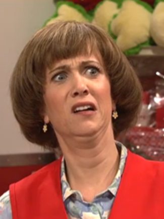 Kristen Wiig Funny Faces
