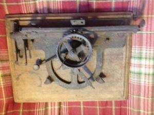 ... a Civil War-era torture device?