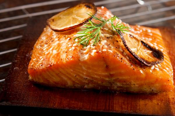 Food Network Salmon Pinnaple