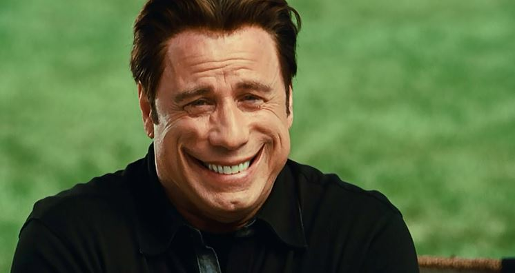 John Travolta Smile Old Dogs