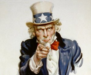 Do it for Uncle Sam.