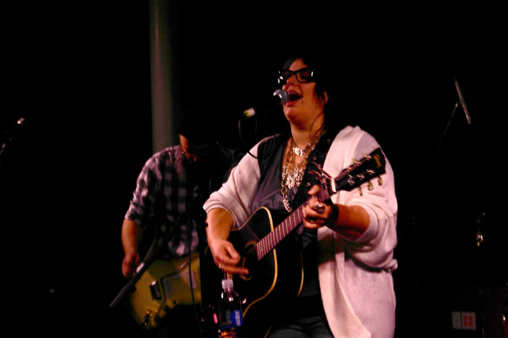 Sarah Potenza Killin It